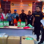 CNT KPPBC Tipe Madya Pabean Juanda, Gagalkan Penyelundupan Psikotropika