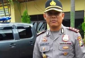 Kapolres Tana Toraja AKBP Arief Satriyo