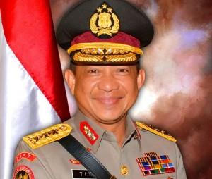 Komjen Pol Tito Karnavian Calon Tunggal Kapolri