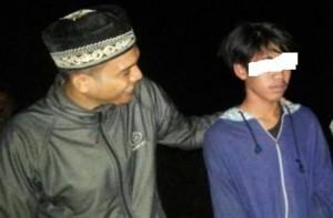 Polres Maros Amankan Pemuda Yang Memposting Ujaran Kebencian