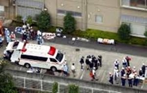 Akibat Penyerangan Dengan Pisau, 19 Orang Tewas