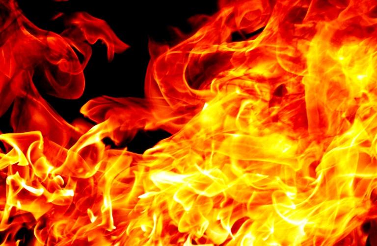 Pasar Senen Kembali Terbakar