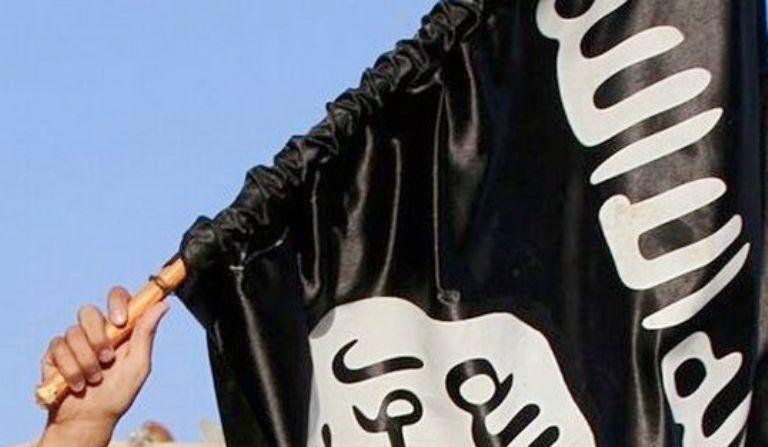 Pemasang Bendera ISIS di Mapolsek Kebayoran Lama Akhirnya Ditangkap