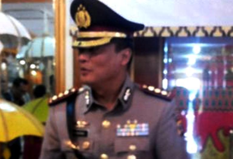 Kombes Pol Krisna Murti  Dicopot Dari Jabatannya