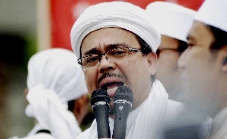 Terkait Ceramah Uang Baru, Habib Rizieq Dipolisikan