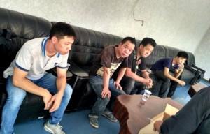 Ditreskrimsus Polda Jatim Amankan 6 WNA Asal Tiongkok