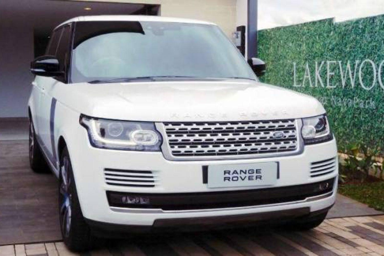 all new range rover