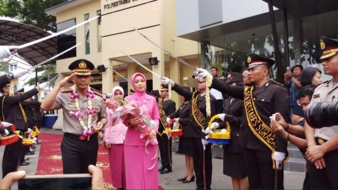 Kapolrestabes Surabaya Kombes Pol Rudi Setiawan