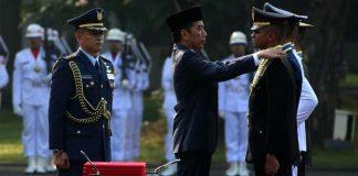 Hafid Bahtiar saat dilantik oleh Presiden Joko Widodo di Istana Merdeka beberapa waktu lalu.