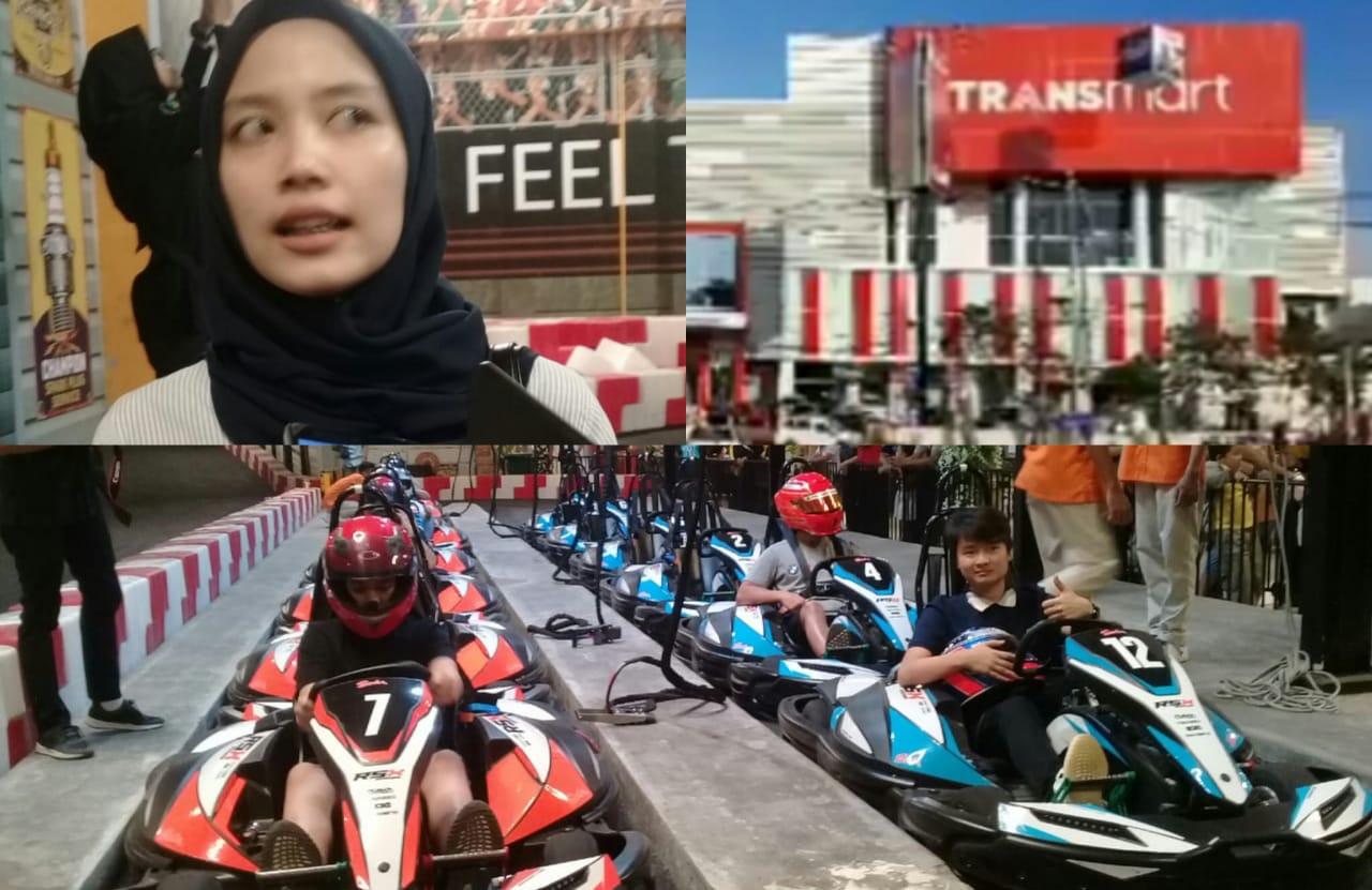 Transmart Ngagel Surabaya